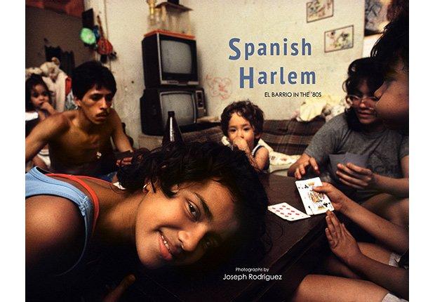 Portada del libro 'Spanish Harlem'