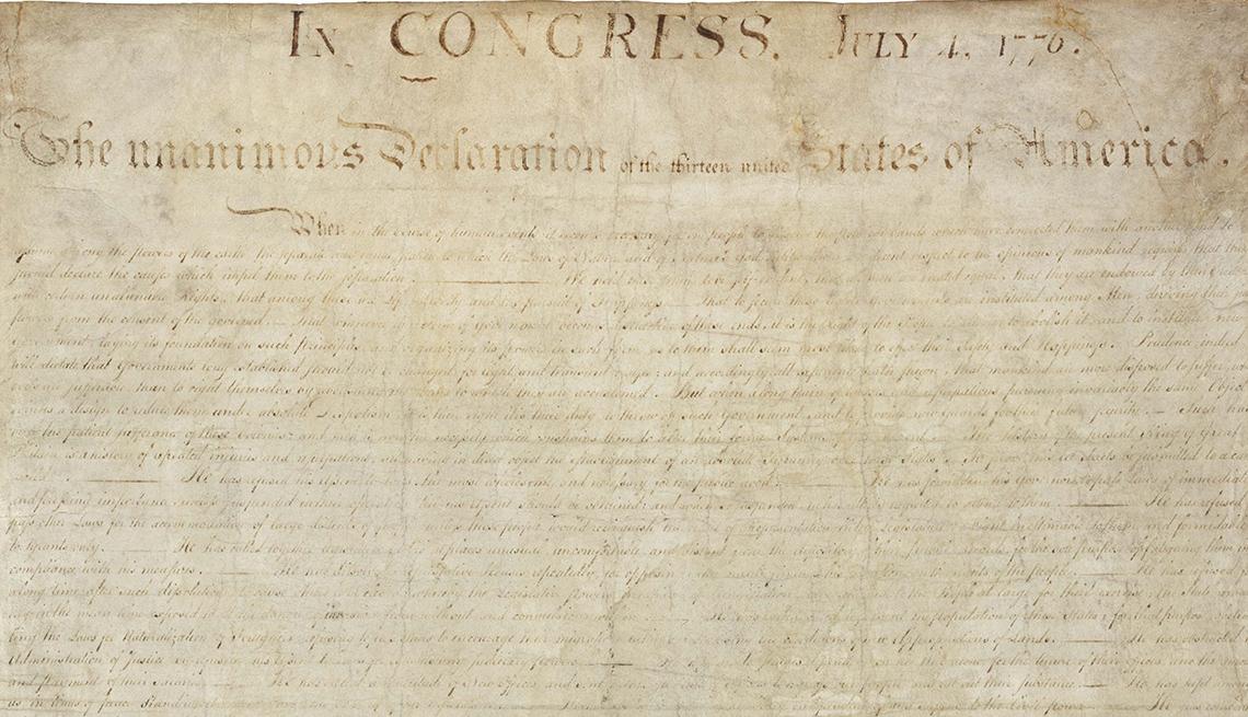 item 3 of Gallery image - La Declaración de la Independencia