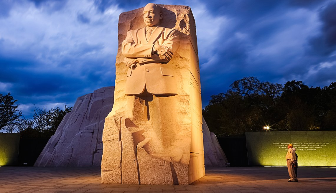 Martin Luther King Jr. National Memorial in Washington, D.C.