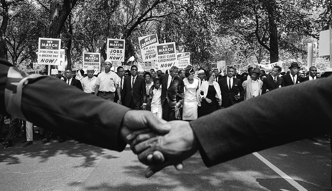 key events during the civil rights movement