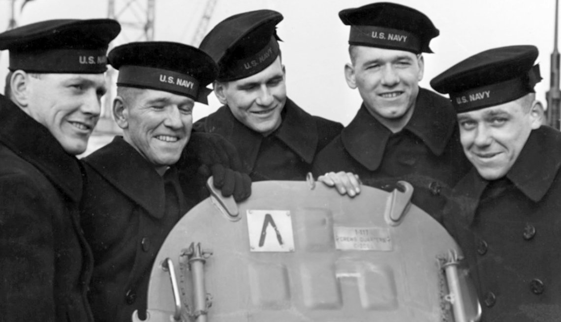 5 Sullivan brothers who died on the USS Juneau