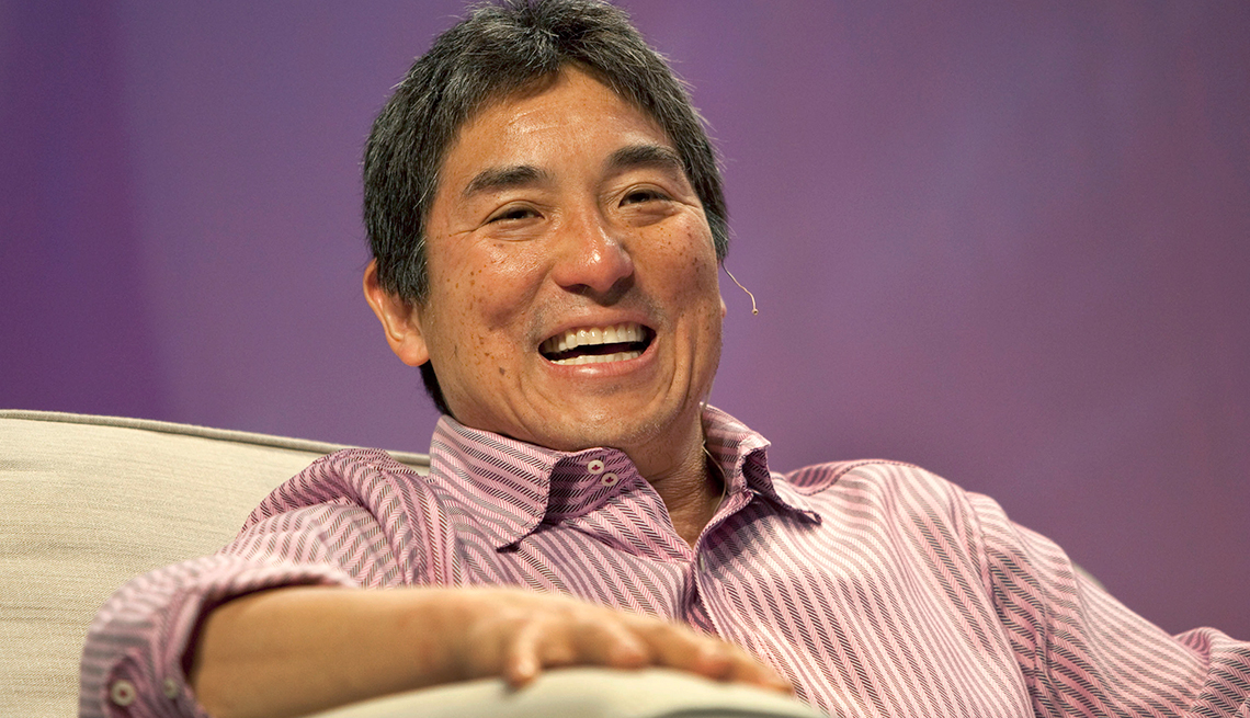 entrepreneur Guy Kawasaki