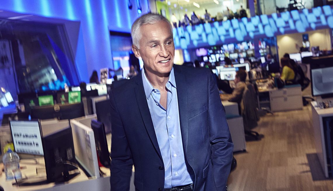 Jorge Ramos Talks About the American Dream