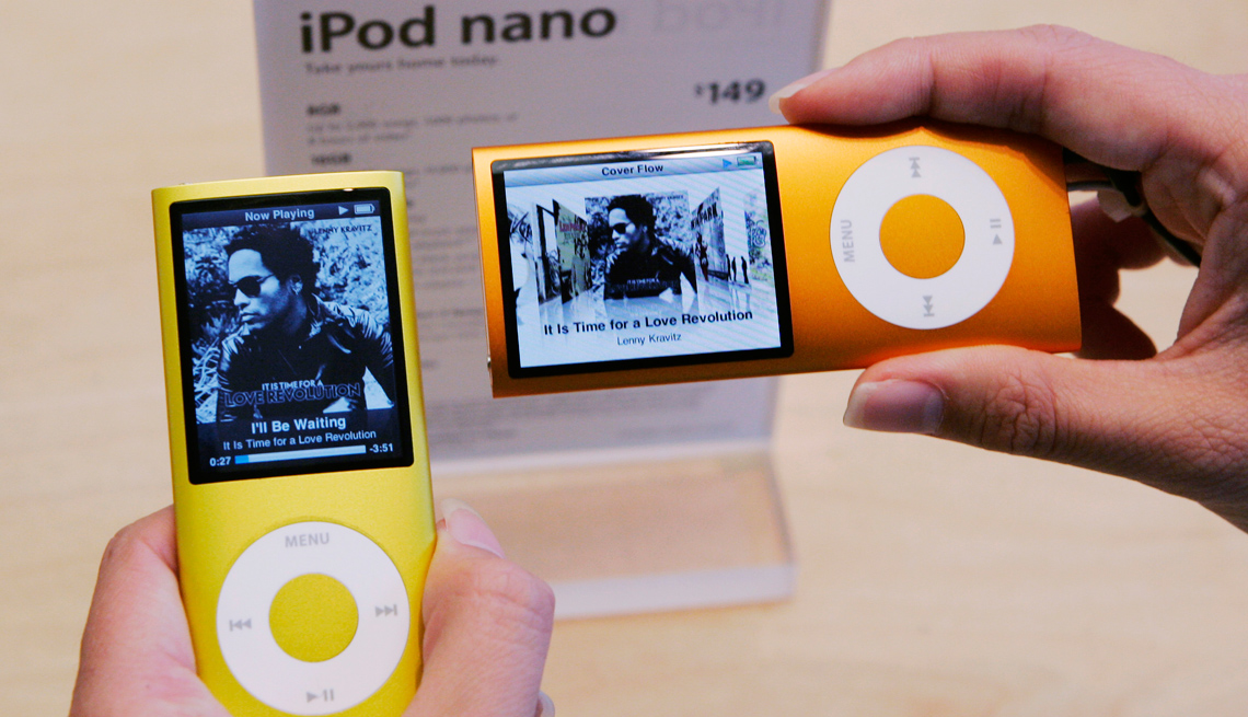 item 31 of Gallery image - iPod de Apple