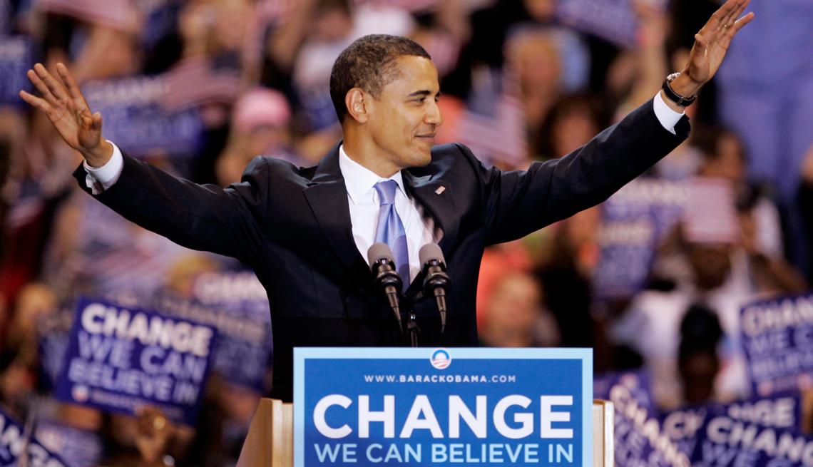 item 28 of Gallery image - Barack Obama