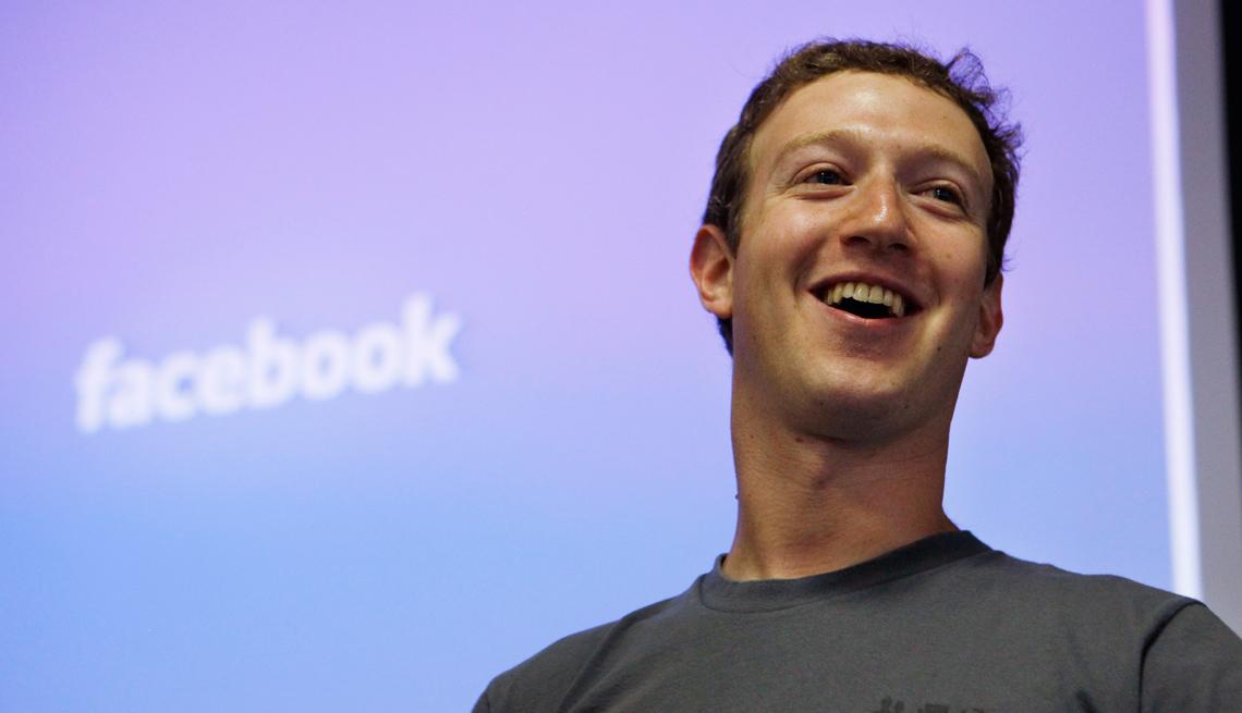 item 17 of Gallery image - Mark Zuckerberg