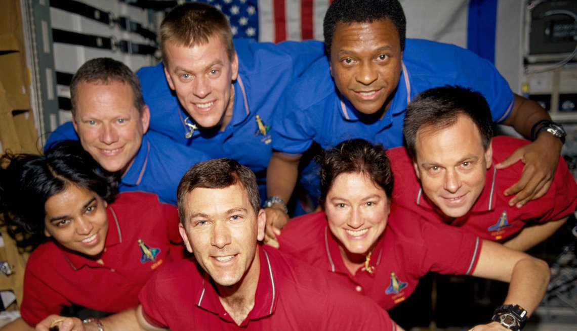 Grupo de astronautas