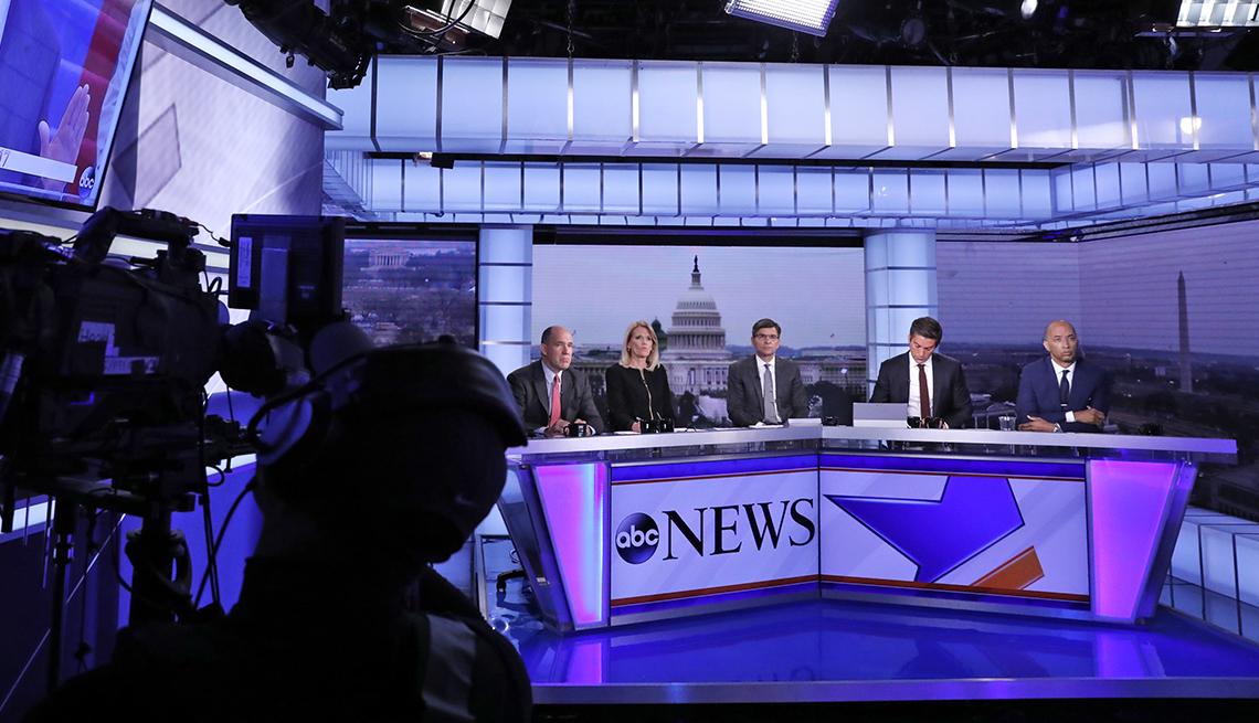 an abc news broadcast