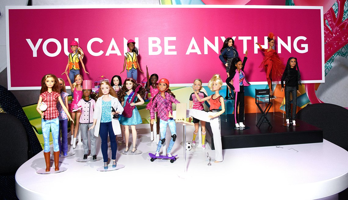 Mattell Barbie dolls