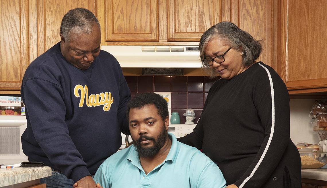 The bailey family promo image