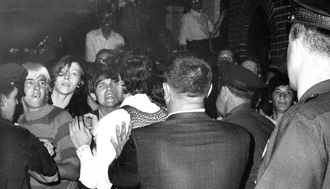 item 1 of Gallery image - Stonewall Inn nightclub raid