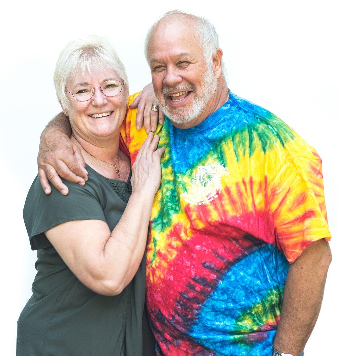 Bobbi and Nick Ercoline