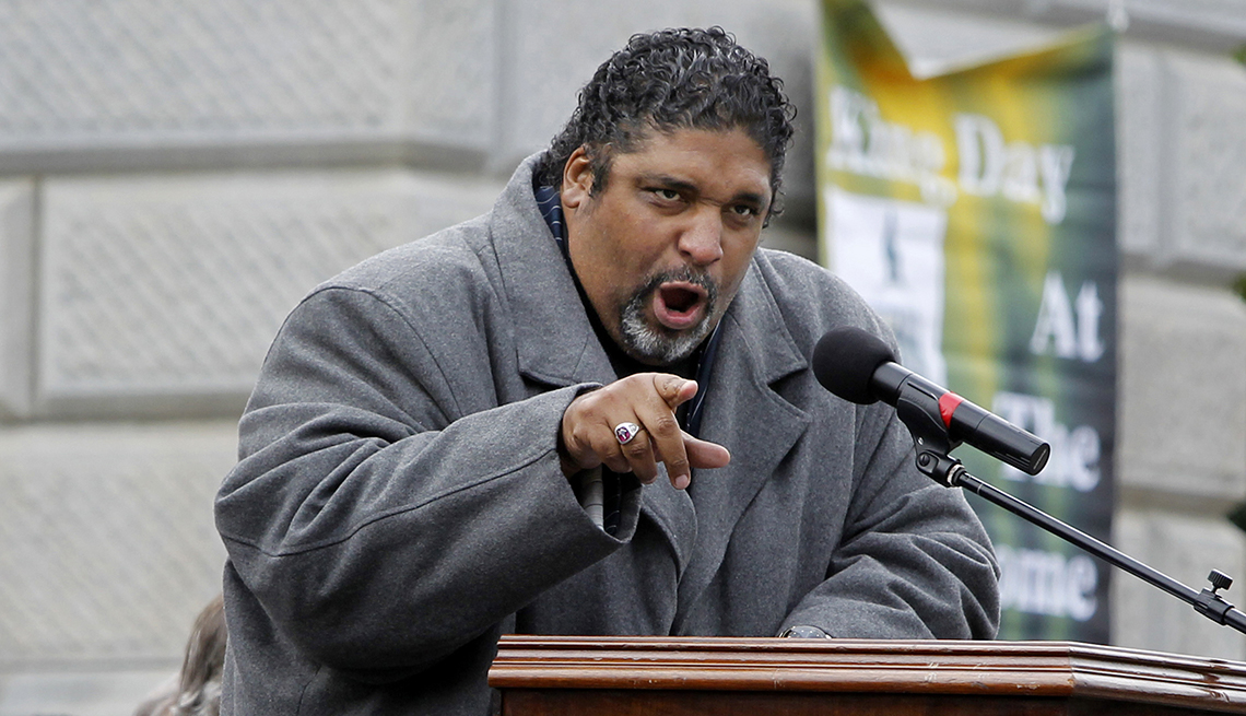 item 2 of Gallery image - Reverend Doctor William Barber the second