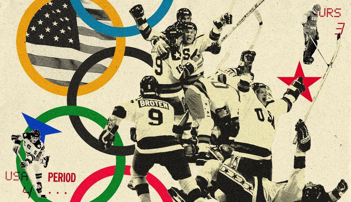 The Miracle on Ice on its fortieth anniversary