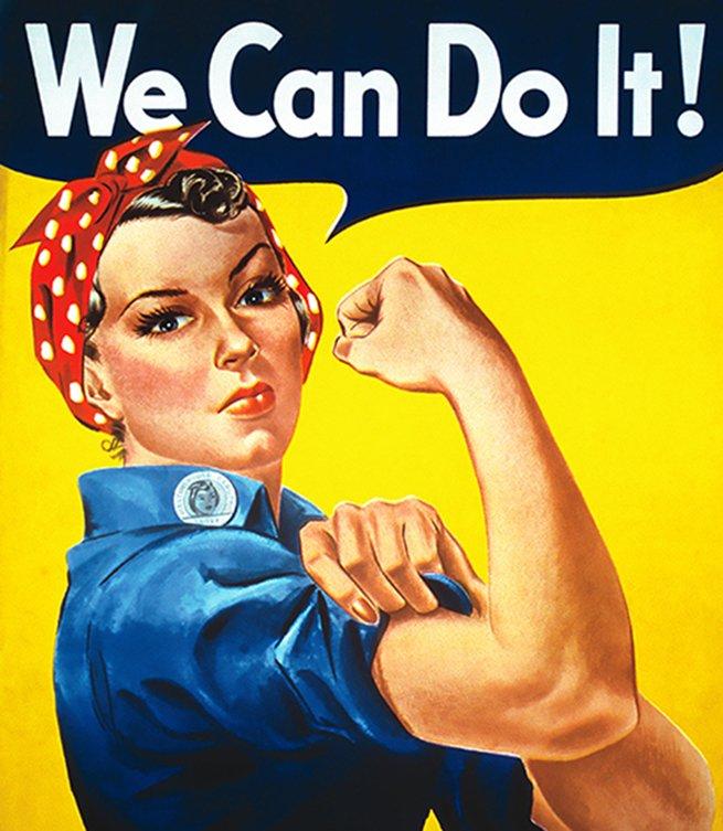 Imagen de Rosie, la remachadora (Rosie the Riveter)
