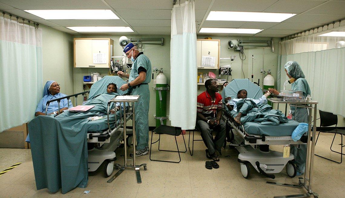 usns comfort is in new york city to help with coronavirus
