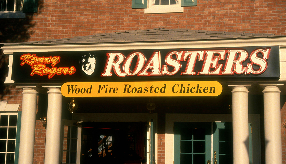 item 8 of Gallery image - storefront of a kenny rogers roasters restaurant