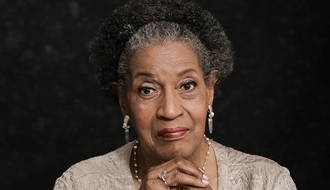 Foto de Myrlie Evers-Williams