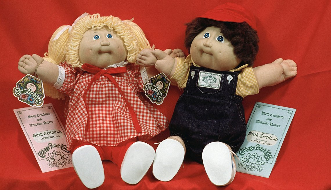 item 3 of Gallery image - cabbage patch kids