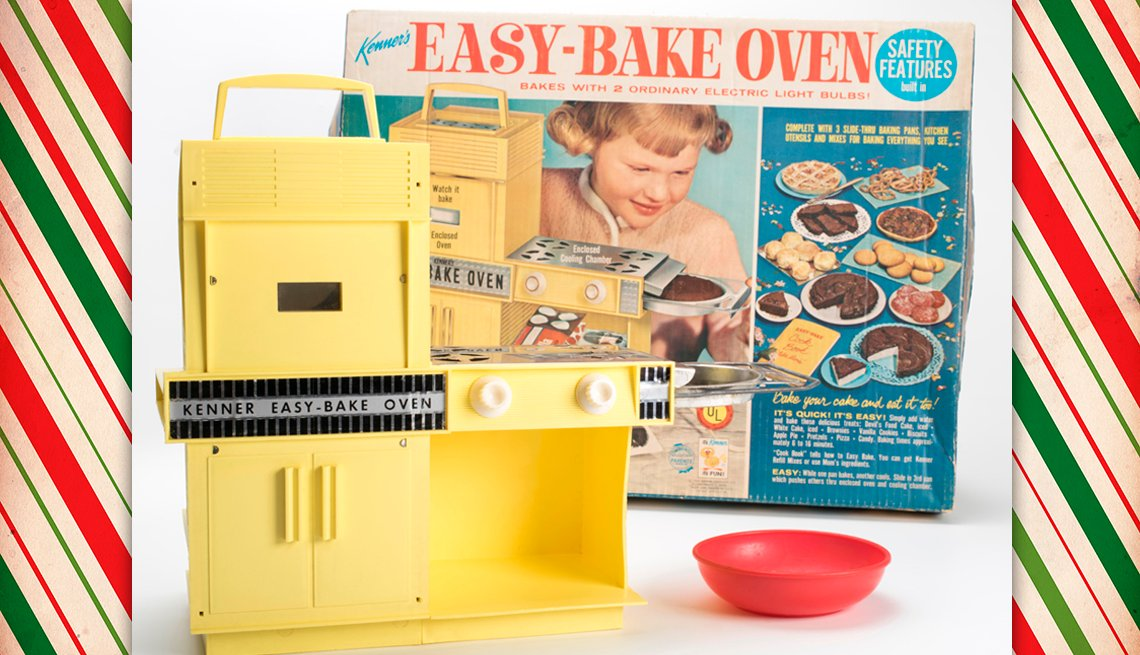 item 1 of Gallery image - the original easy bake oven and package