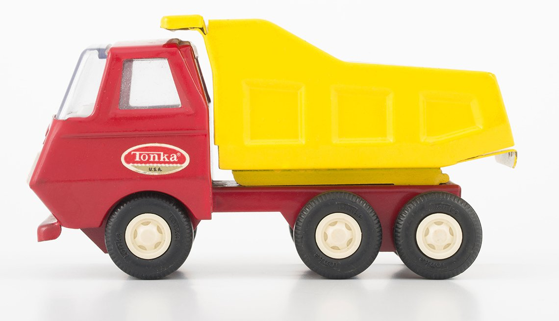 item 5 of Gallery image - tonka toy truck