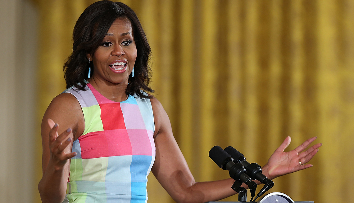 item 14 of Gallery image - Michelle Obama