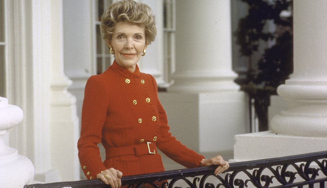 item 5 of Gallery image - Nancy Reagan