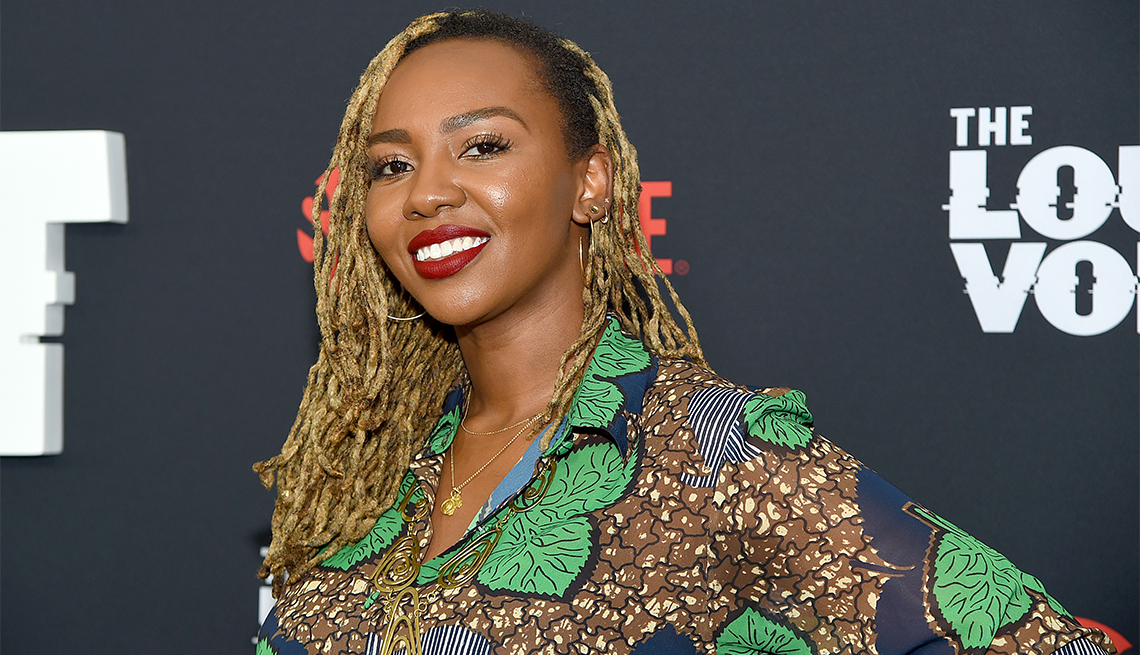 item 8 of Gallery image - Opal Tometi