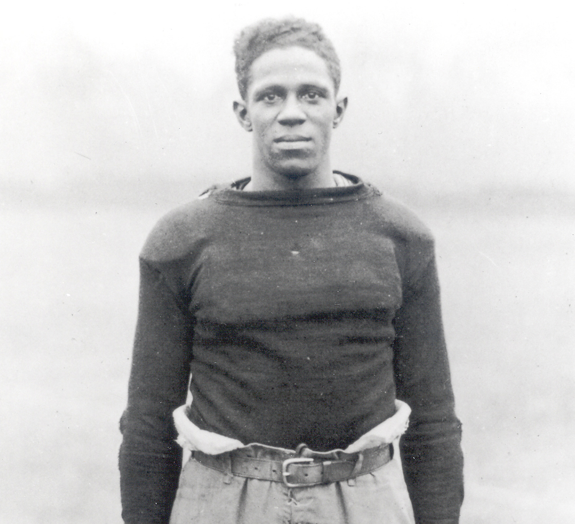 a photo of football player fritz pollard