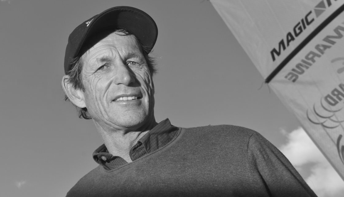 item 4 of Gallery image - olympic sailor santiago raul lange fifty nine years old