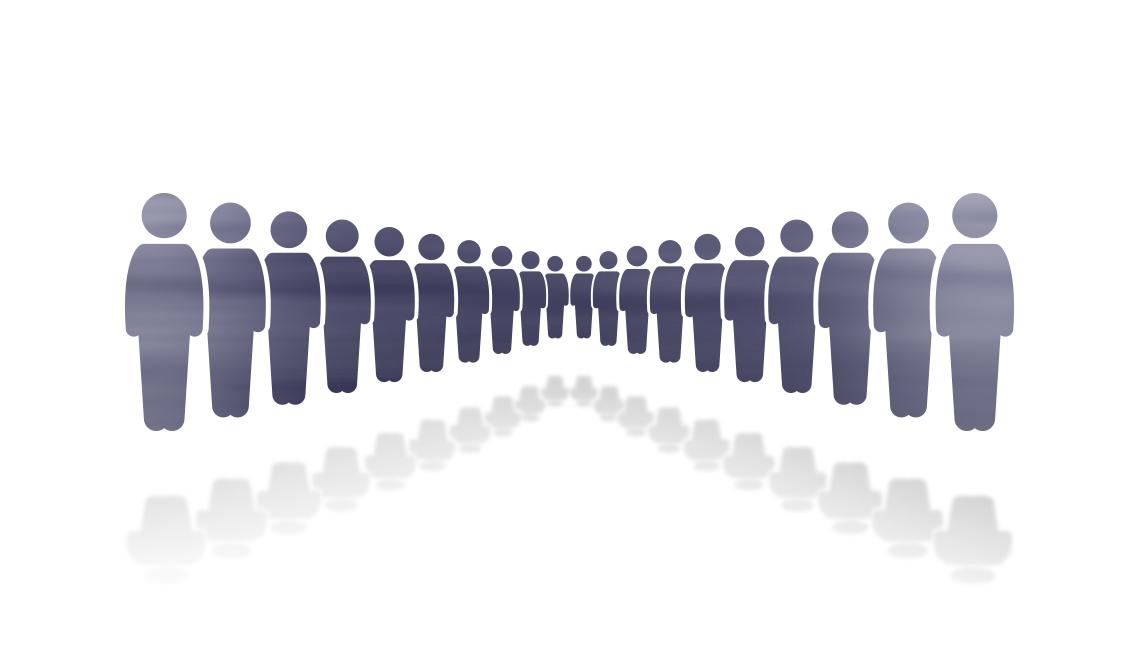 icons of twenty people