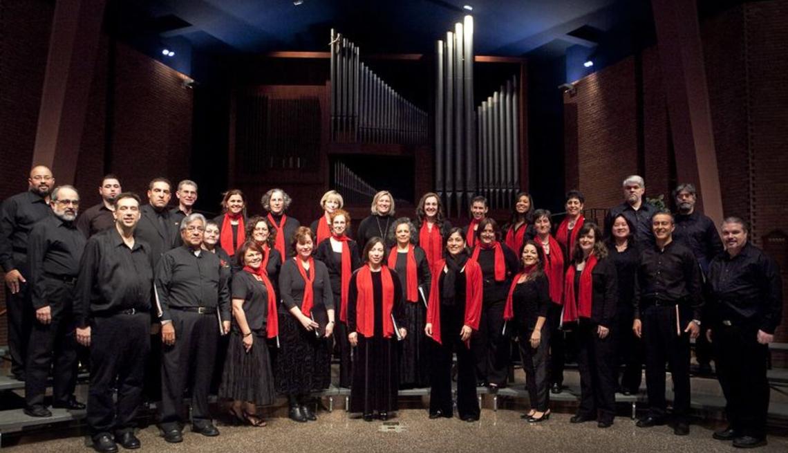 Coral Cantigas, Washington's Latino chorus