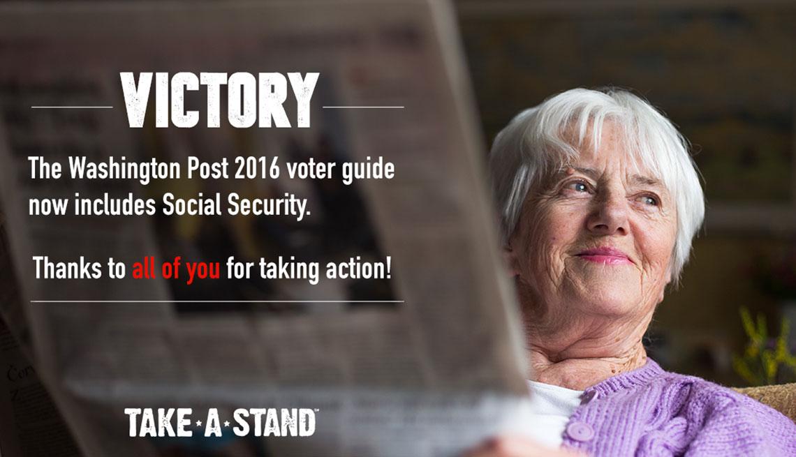 Social Security Washington Post Response