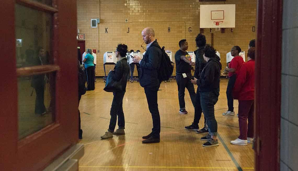 New York Primary Voting