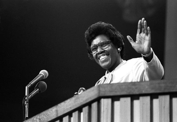 Barbara Jordan 1976, DNC historic moments
