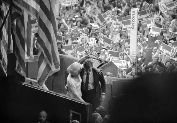 Edward Kennedy 1980, DNC historic moments