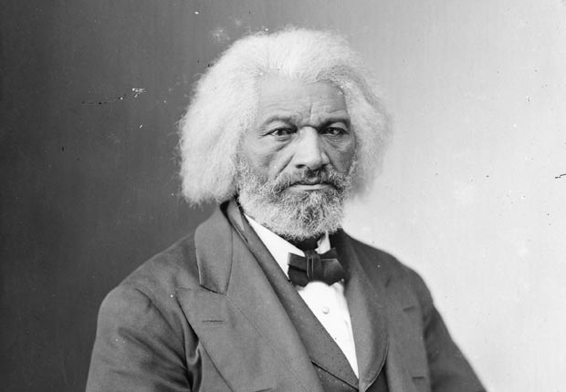 Frederick Douglass, historic moments at the Republican Convention