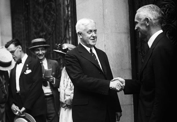 John W. Davis 1924, DNC historic moments