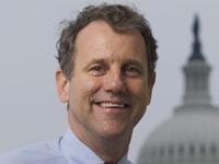 Sen. Sherrod Brown, (D) and Republican challenger Josh Mandel