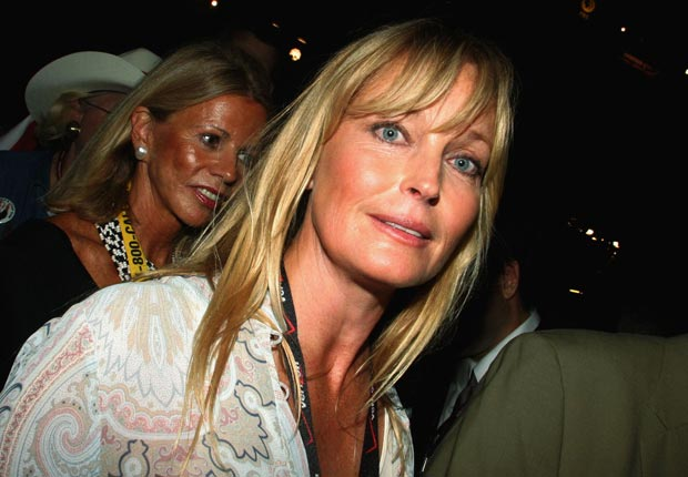 Bo Derek 2004, celebrities at RNC