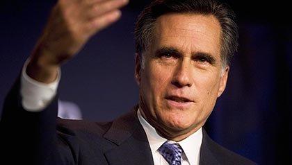 Gobernador Mitt Romney