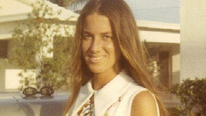 Sherri Gilbert in 1971, What I Really Know: About My First Vote