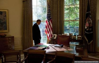 El presidente Barack Obama y el nuevo Congreso ante los desafíos fiscales del 2013.