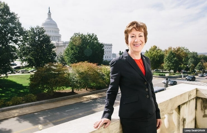 Senator Susan Collins (Lexey Swall/GRAIN)