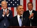 Obama en su discurso del Estado de la Unión
