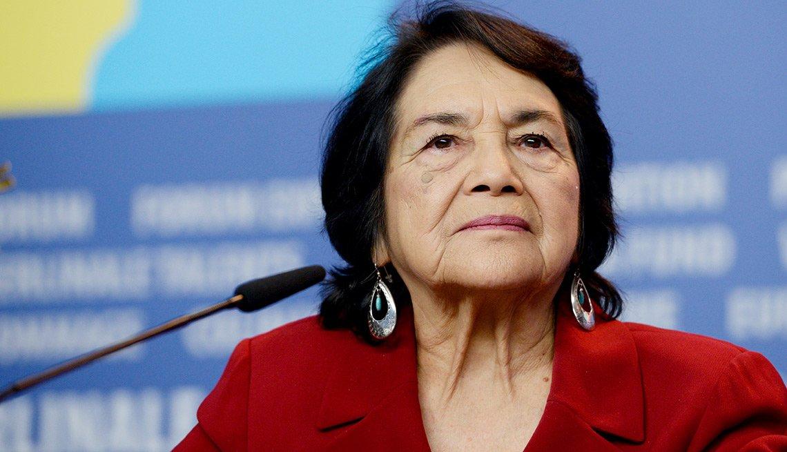 Dolores Huerta - Abuelas famosas