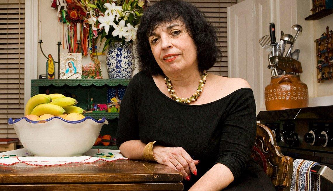 Zarela Martinez - Abuelas famosas