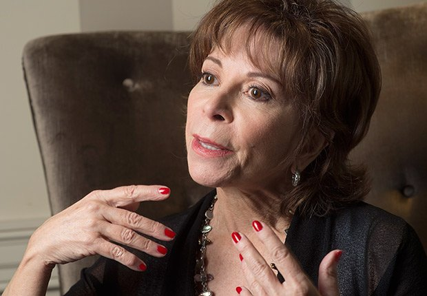 Isabel Allende - Abuelas famosas