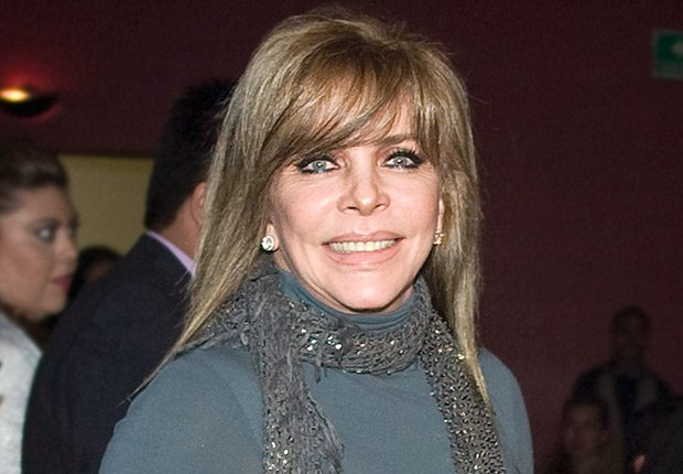 Veronica Castro - Abuelas famosas