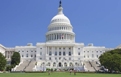 Three Big Wins for Retired People in New Budget Act - United States Capitol Building